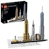 LEGO Architecture New York City, Set di Costruzioni, 21028