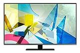 Samsung TV QE50Q80TATXZT Smart TV 50', Serie Q80T QLED, 4K, Wi-Fi, con Alexa integrata, 2020, Titan Black