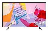 Samsung TV QE50Q60TAUXZT Serie Q60T QLED Smart TV 50', con Alexa integrata, Ultra HD 4K, Wi-Fi, Black, 2020