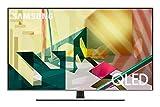 Samsung TV QE55Q70TATXZT Serie Q70T QLED Smart TV 55', con Alexa integrata, Ultra HD 4K, Wi-Fi, Black, 2020