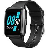 Smartwatch Orologio Fitness, UMIDIGI UFit Smart Watch Uomo Donna per Il Monitoraggio Della Salute e Dell'attività Fisica, con SpO2 e Monitoraggio Del Battito Cardiaco Compatibile con Android iOS