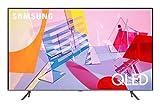 Samsung TV QE55Q64TAUXZT Serie Q60T Modello Q64T QLED Smart TV 55', con Alexa integrata, Ultra HD 4K, Wi-Fi, Silver, 2020, Esclusiva Amazon