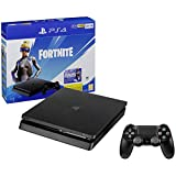 Ps4 Console 500Gb F Chassis Slim Black + Fortnite Vch (2019) - Playstation 4