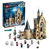 LEGO HarryPotter LaTorredell'OrologiodiHogwarts, Giocattolo Compatibile con i Playset della Sala Grande e il Platano Picchiatore, 75948