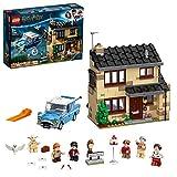 LEGOHarryPotterPrivetDrive,4,PlaysetconlaFordAngliaeleFigurediDobbyedellaFamigliaDursley,75968