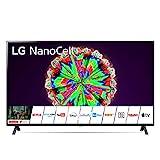 """LG NanoCell 49NANO806NA Smart TV 4K Ultra HD 49"""", con Wi-Fi, Processore Quad Core, HDR 10, Nano Color, Local Dimming, Filmmaker Mode, Google Assistant e Alexa Integrati"""