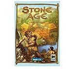 Giochi Uniti - Stone Age: L' Inizio del Viaggio Edizione 2019, Multicolore, GU654