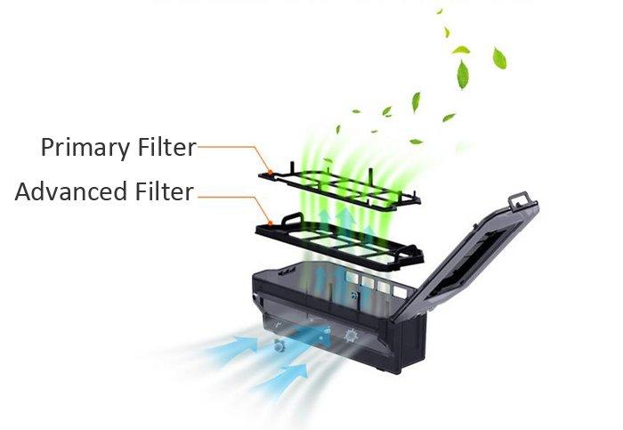 Filtri Recensione ILife V7S - Robot Aspirapolvere