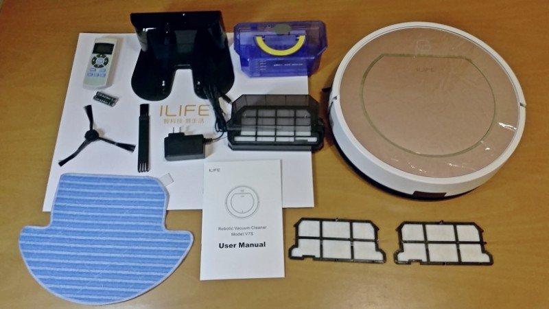 confezione-1 Recensione ILife V7S - Robot Aspirapolvere