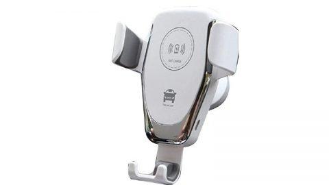 Caricabatteria da auto wireless