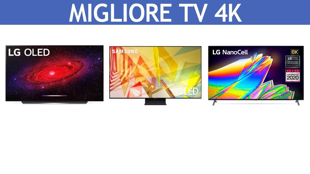 Migliore TV 4k